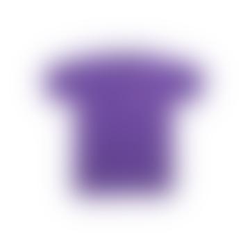 Decade Purple Cotton Stan T Shirt