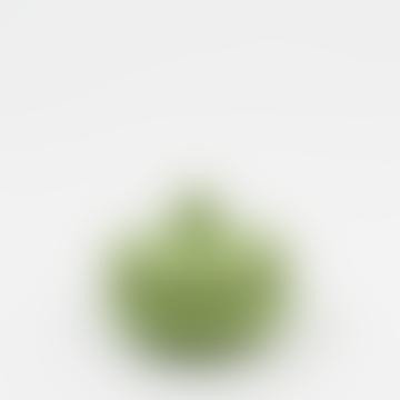 Green Selma Minibowl with lid