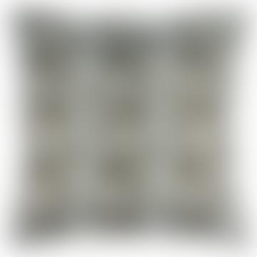 PAD 60 x 60 Grey Polyester Colibri Cushion Cover