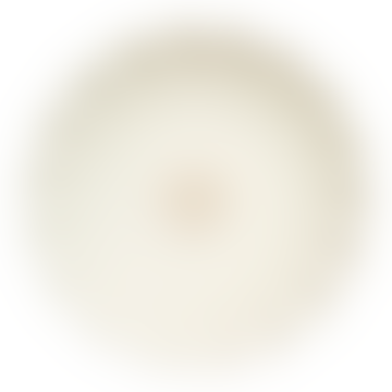 Meri Meri Pack of 8 Large Cream Pulp Simply Eco Party Plates