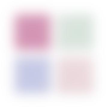 Meri Meri Pack of 20 Large Multicolor Simply Eco Napkins
