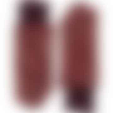 Hestra Megan Gloves Dark Red