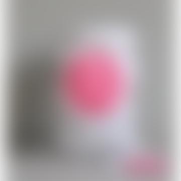 Kolor Studio paper bag pink dot