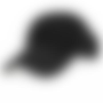 Black Cotton 07CMAC193A005279A/999 Goggle Baseball Cap