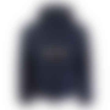 Napapijri Dark Blue Skidoo Creator Anorak Jacket