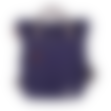 ROKA Finchley Sustainable Backpack Ocean Blue Medium