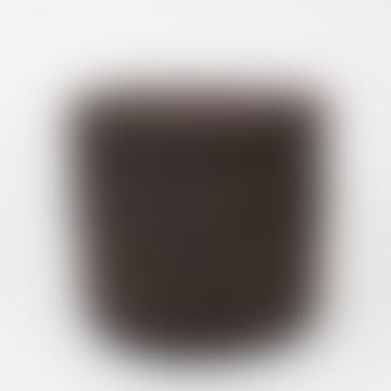 Black Iringa Rund Basket, Large size
