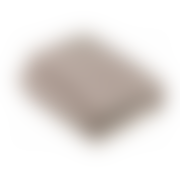 MOHAIR THROW- SQUIRREL GREY