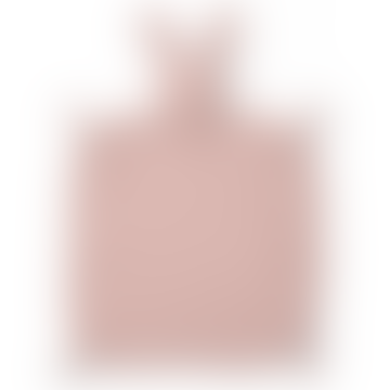 Liewood Pink Rabbit Agnete Square Soother