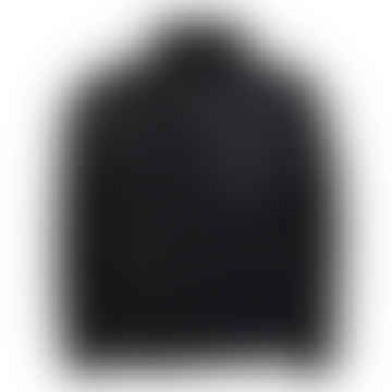 Black Toe Funnel-Neck Fleece