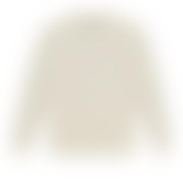 Lauren Sweater Chalk White