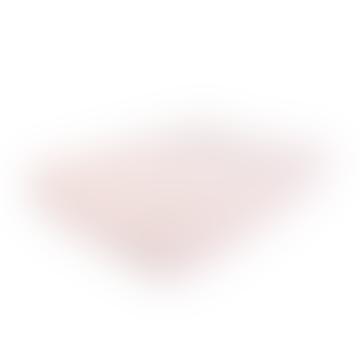 Nobodinoz 50 x 70cm Pink Organic Cotton So Cute Changing Mattress Cover
