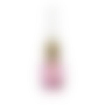 Pink Koholmen Kerosene Lamp