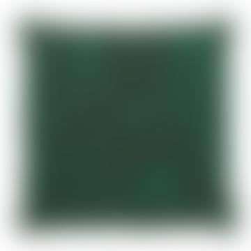 45 x 45cm Malachite Green Cushion