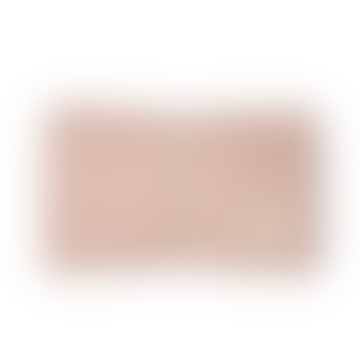 Nobodinoz 68 x 50cm Misty Pink Organic Cotton Mozart Waterproof Changing Mat