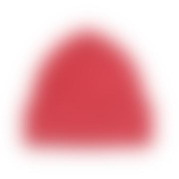 Fuchsia Lambswool Beanie Unisex