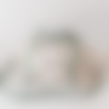 Sac à langer en toile de coton 51 x 30 cm avec Tiger Sage Joseph