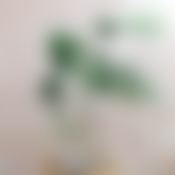 80cm Green Faux Stem of Ivy