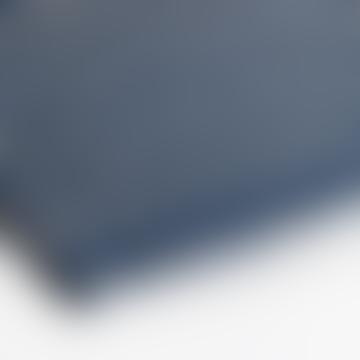 70 x 200cm Blue Rhombe Design Carpet