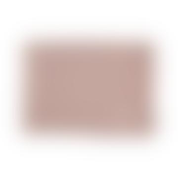 Mini Misty Pink Laponia Honeycomb Blanket
