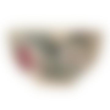 Bloomingville Multicolor Stoneware Aruba Bowl