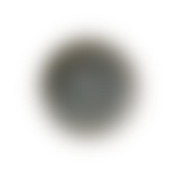 26.5cm Gray Stoneware Nord Plate