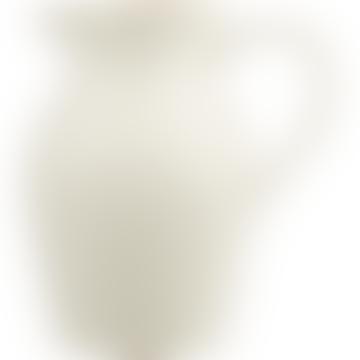Ib Laursen 1.7L Butter Cream Mynte Stoneware Jug