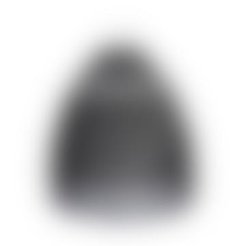 Lauhata Large Rattan Lampshade Black - 62x60x60cm