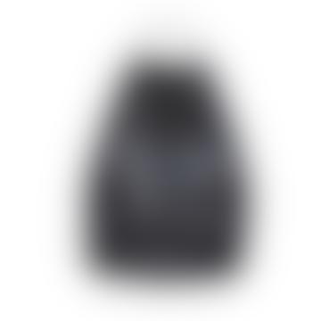 Ayana Small Rattan Lampshade Black S - 22x18x18cm