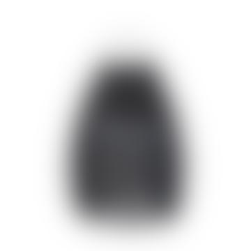 Ayana Rattan Lampshade Black - 31x21x21cm