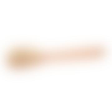 Iris Hantverk Oil Treated Oak and Horsehair Wooden Bath Brush with Handle