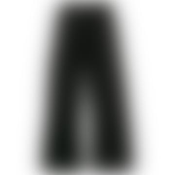 Schwarze Bohne Baumwollhose