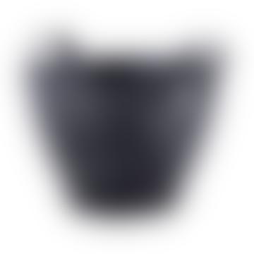 Muubs Medium Black Rubber Dacarr Basket