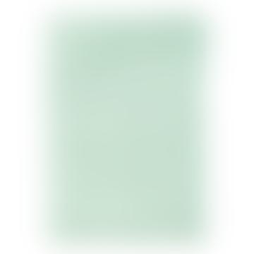 Minze-Leinenserviette Usva, 47 x 47 cm