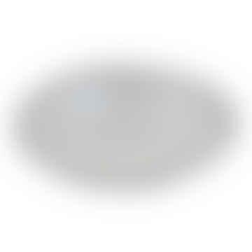 Medium Etosha Bowl In White Mixed Pattern