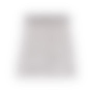 Lapuan Kankurit 48 x 150cm White and Brown Linen Table Runner