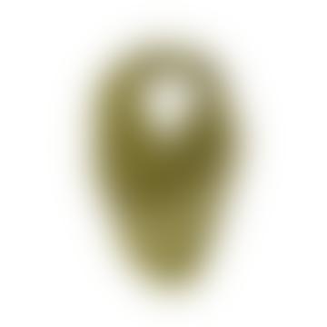 Moismont 120 x 120cm Olive Green Wool Design 365 Scarf