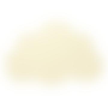 LILIPINSO Yellow Cotton Cloud Carpet
