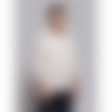 Wetheknot Beige Melange Linen Casual Shirt