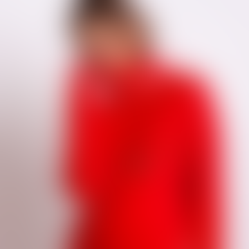 Red Cashmere MDLV Sweater