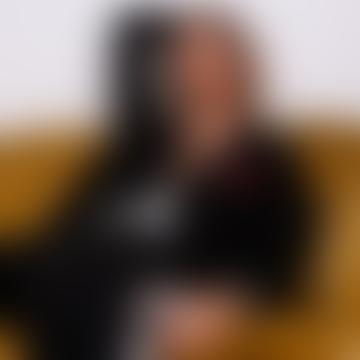 Black Cashmere GILET MDLV Cardigan