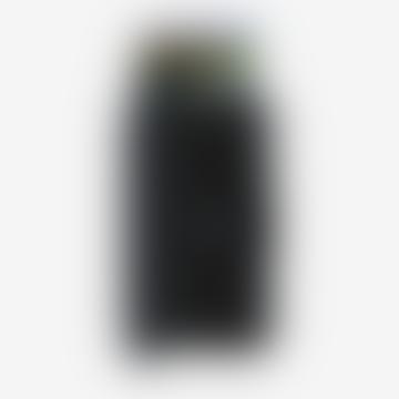 Secrid Matte Black Leather Miniwallet