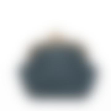 Nat & Nin Baltic Peachskin Leather Mini Bibi Purse
