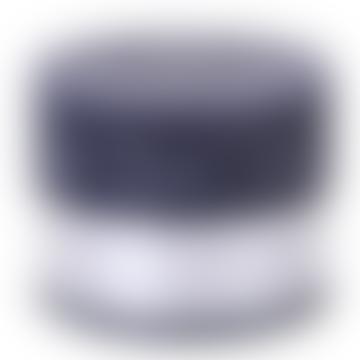 9 x 12cm Night Blue Wax Rustic Block Candle