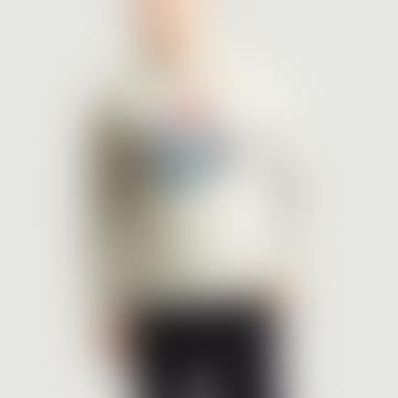 OLOW Grey Cotton Kandel Mens Sweatshirt