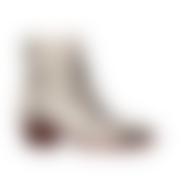 Beryl Snake Print Boots