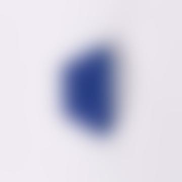 Simple Earphones Wrap Blue Klein
