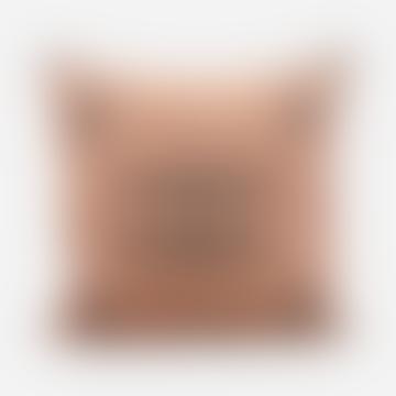50 x 50cm Nude Linen Inka Pillowcase