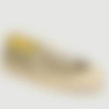 OLOW Khaki Canvas Star Master Sneakers