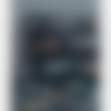 140 x 200cm Dark Soft Cotton Race Car Duvet Cover